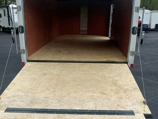 Enclosed Trailer Rental Outfitters