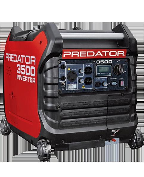 3500 Watt Generator Rental