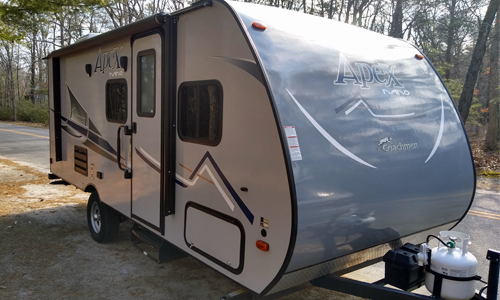 2018 Coachmen Apex Nano travel trailer