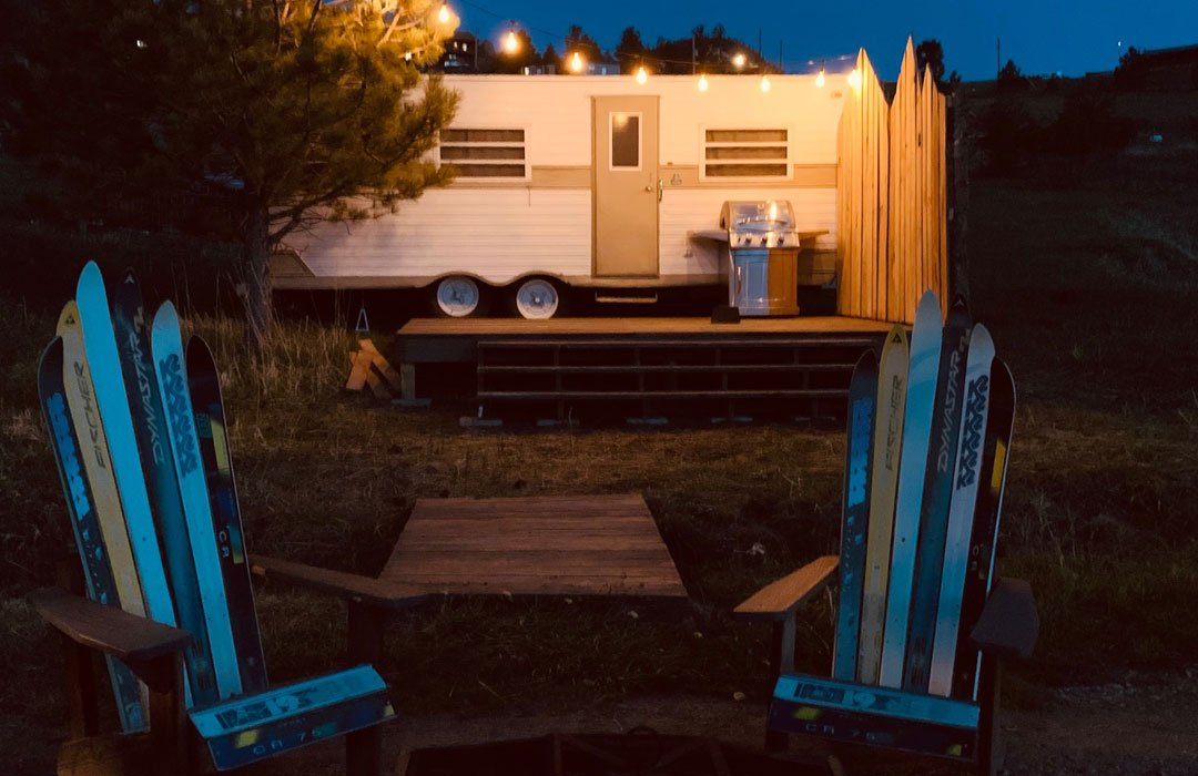 Rocky Mountain Colorado Mobile Villa by Rental Outfitters